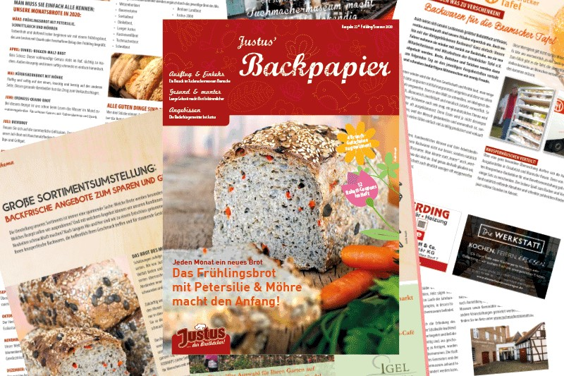 Justus Backpapier